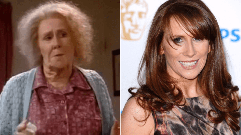 Catherine Tate wants to take her alter ego Nan on tour