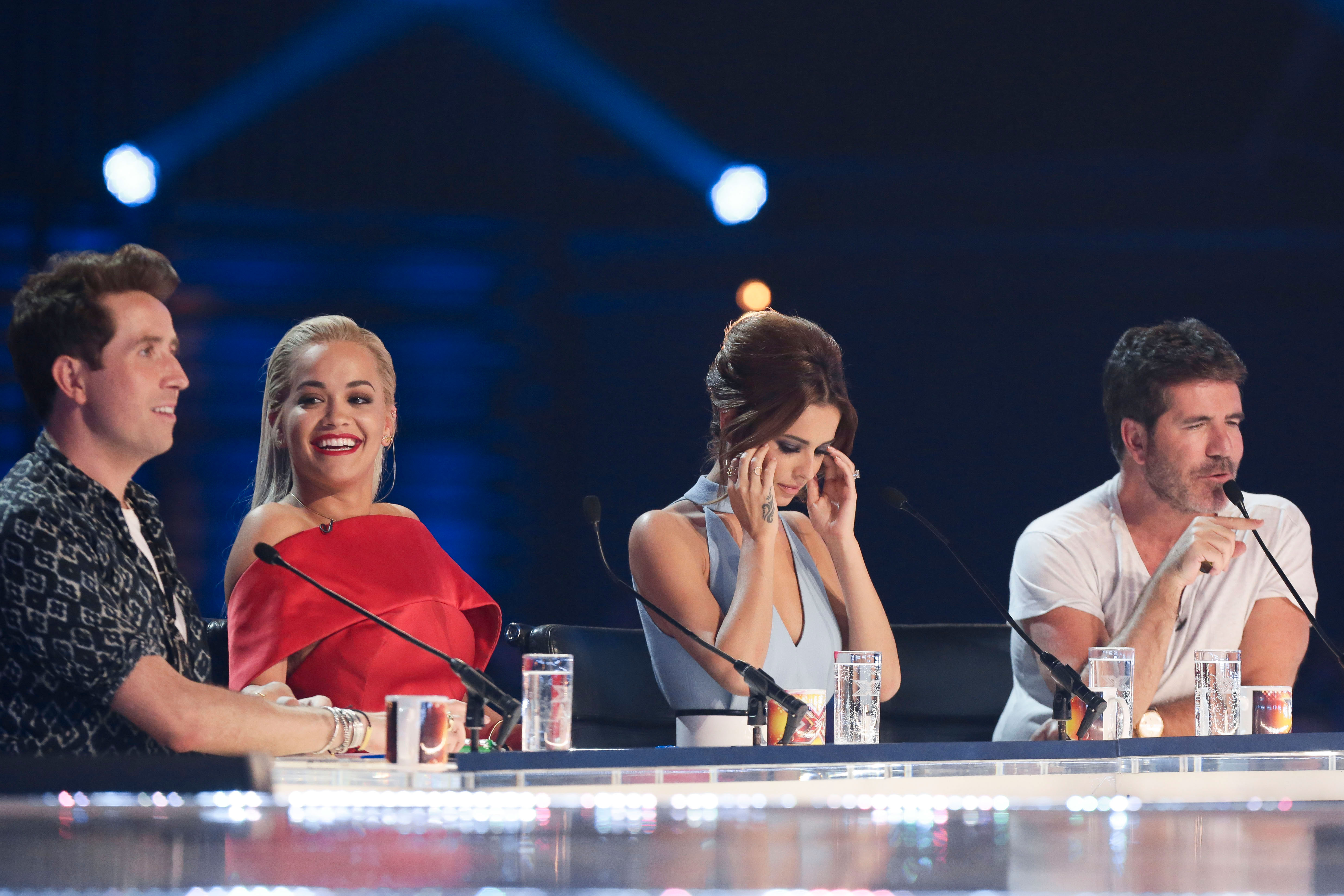 Will Cheryl Fernandez-Versini have to pick between a brother and sister on The X Factor?