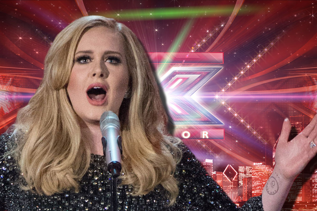 Adele to perform on X Factor