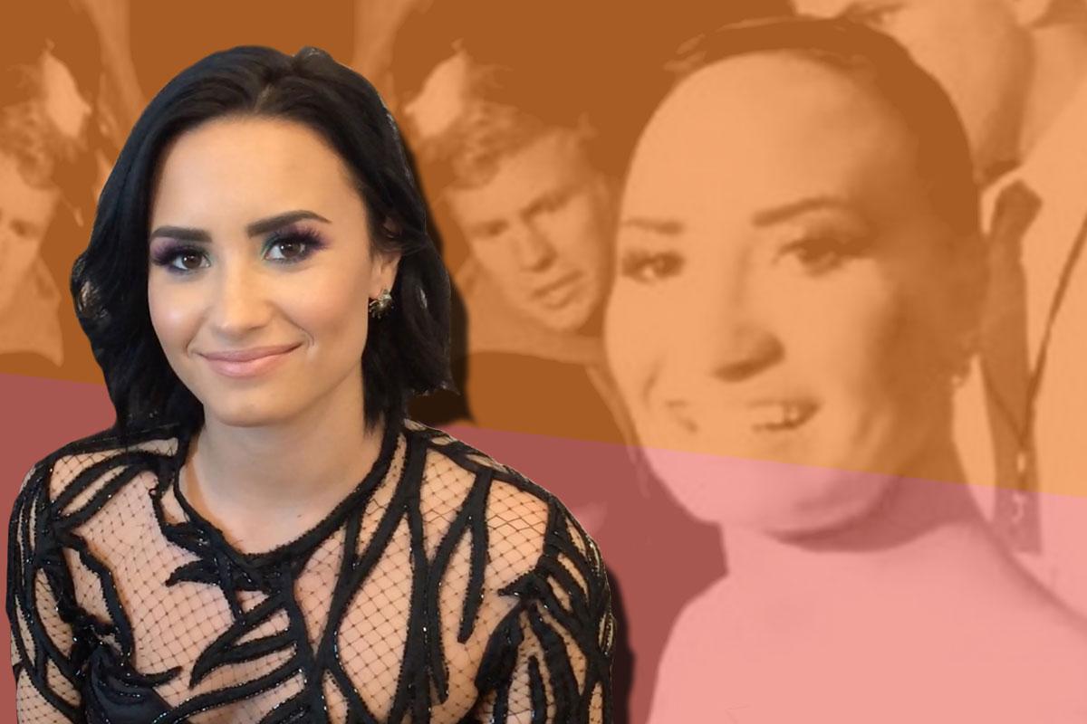 Demi Lovato Poot tumblr viral