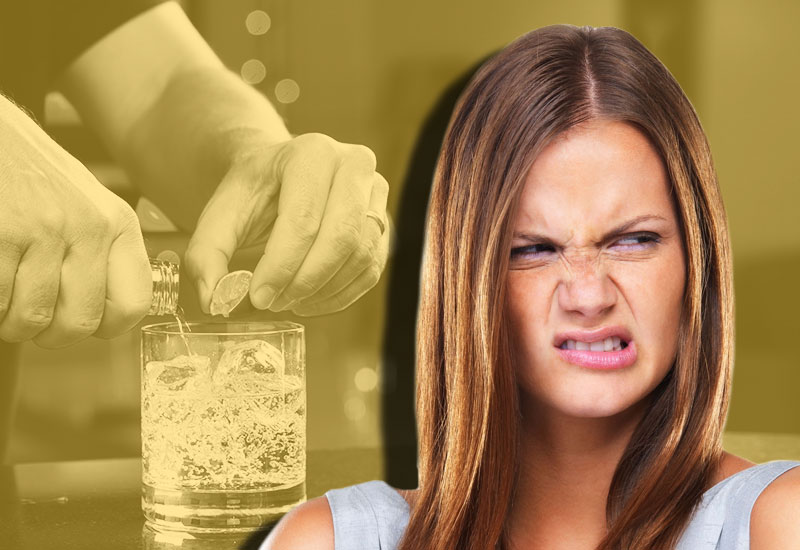 Gin is the most disgusting alcoholic beverage – here's why we all