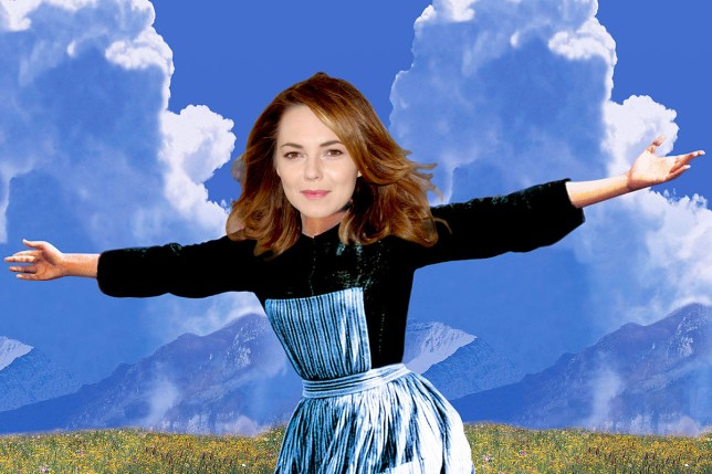 Kara Tointon Sound of Music