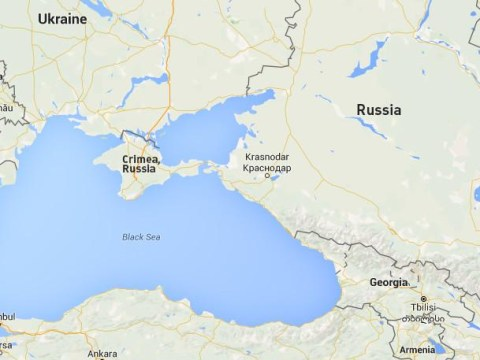 New Oxford textbook says Crimea is in Russia
