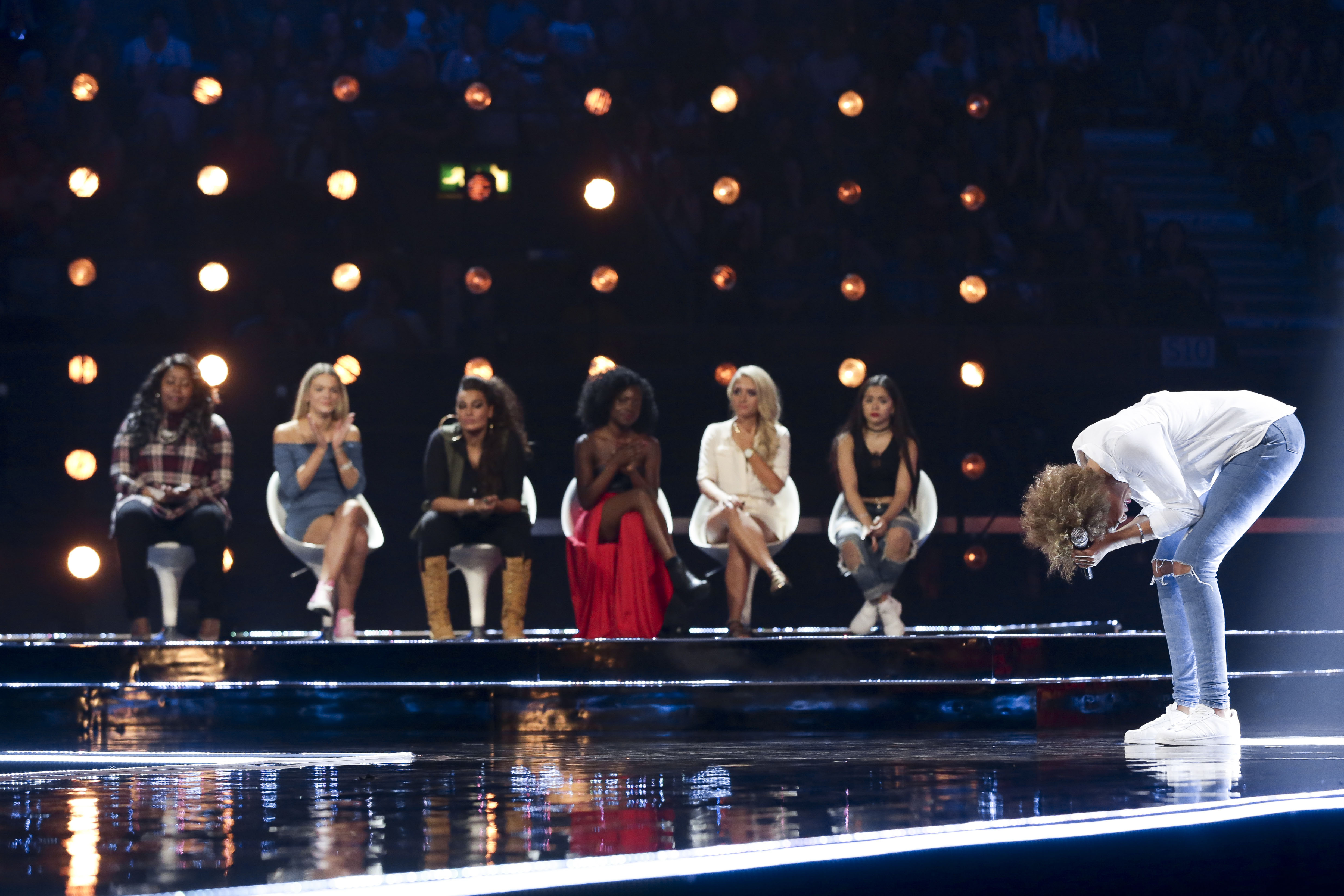 The X Factor 2015: The dreaded Six Chair Challenge just got real for Rita's girls