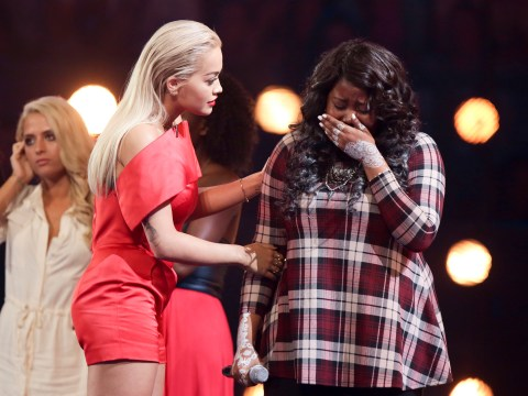The X Factor 2015: Rita Ora has her final six but was she wrong to send Karen Mav home?