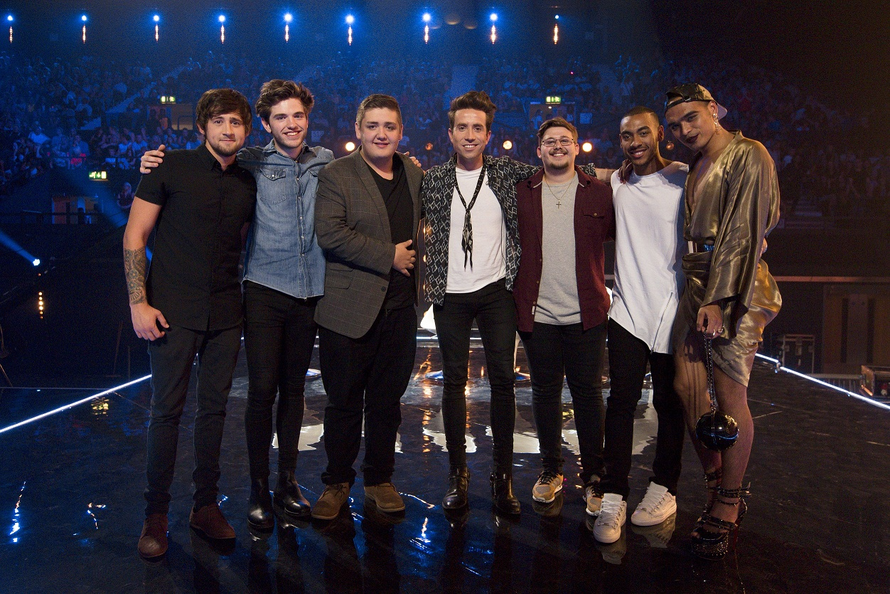 The X Factor 2015: The Six Chair Challenge and an unexpected fight