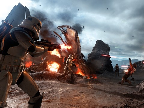Star Wars: Battlefront beta hands-on – the Force is strong with this one