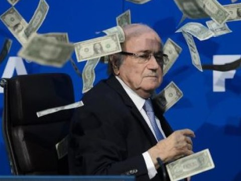 Sepp Blatter says Fifa agreed to give Russia 2018 World Cup before vote