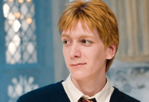 The Rugby World Cup brought back Harry Potter memories for George Weasley actor Oliver Phelps