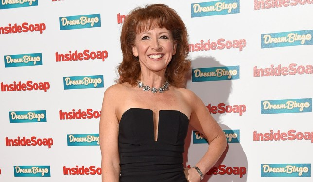 LONDON, ENGLAND - OCTOBER 05: Bonnie Langford attends the Inside Soap Awards at DSKTRT on October 5, 2015 in London, England. (Photo by Karwai Tang/WireImage)