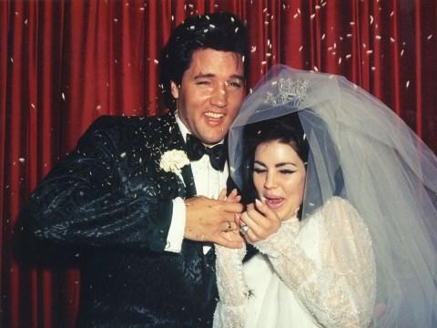 Priscilla Presley has been reminiscing about her wedding to Elvis
