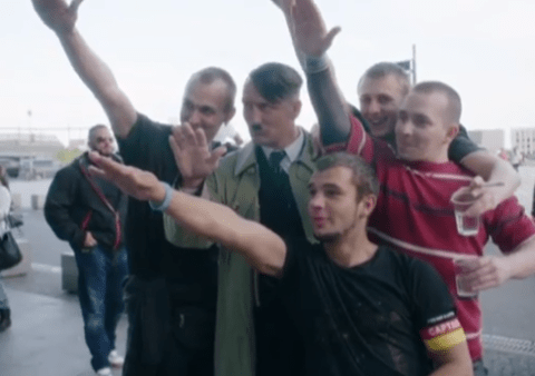 New comedy Look Who's Back follows 'Hitler' in modern Germany – and how people react to him may surprise you