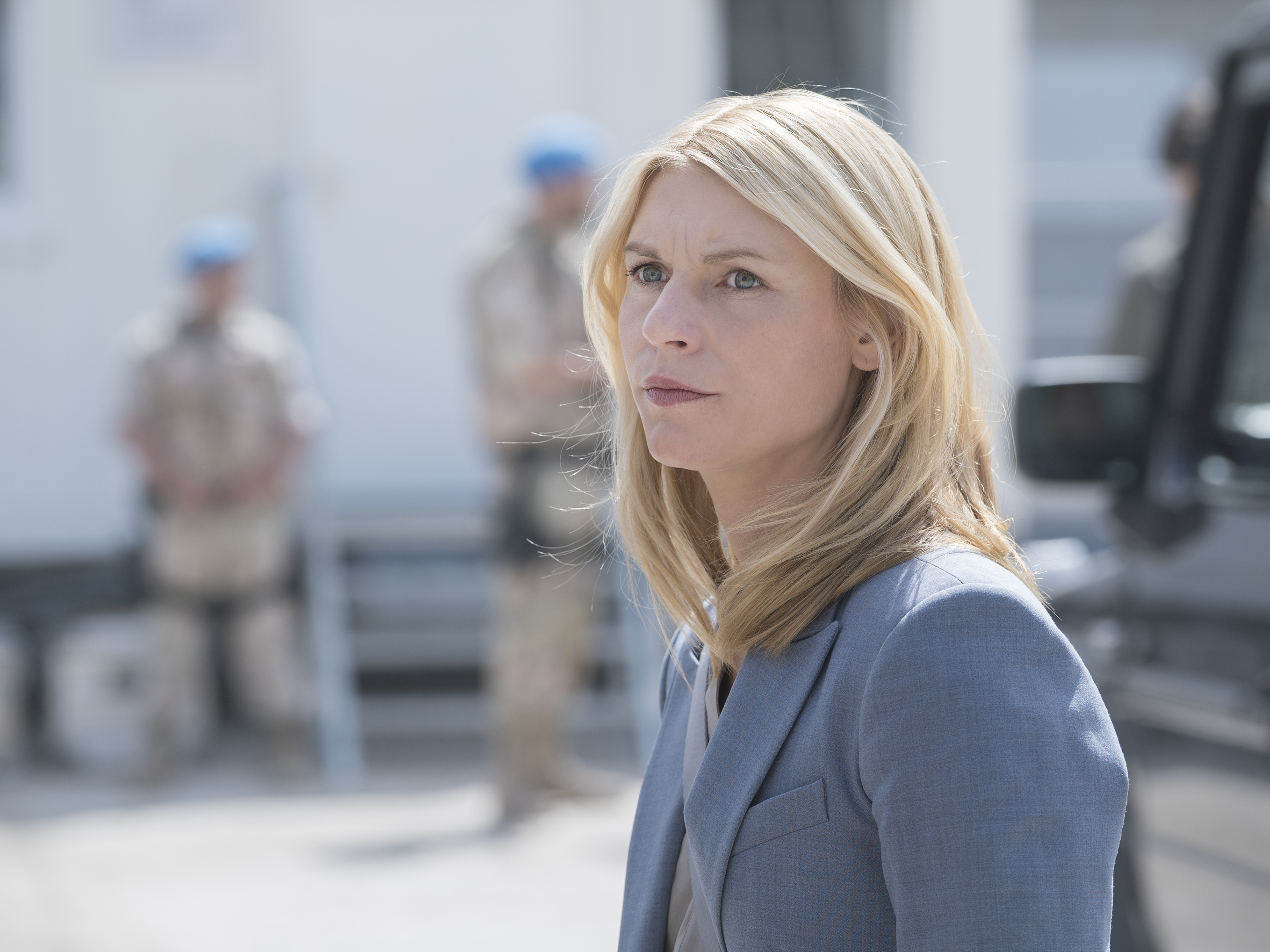 'The Tradition of Hospitality' - Claire Danes as Carrie Mathison