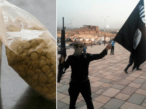 What exactly is 'Captagon', the drug of choice for Isis fighters?