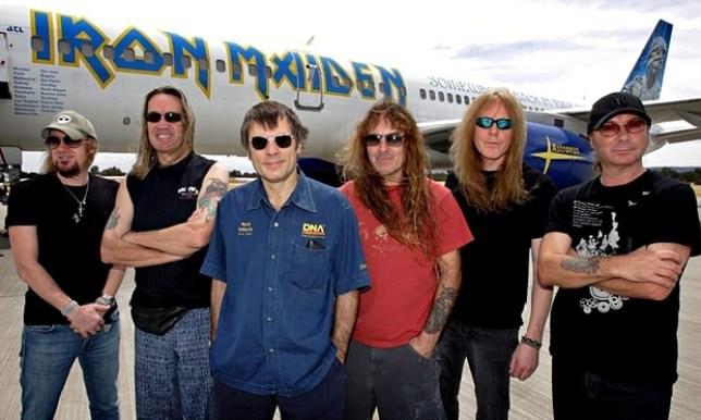 Iron Maiden headlining Download Festival 2016 – people aren