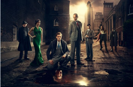 ITV's Jekyll and Hyde is all about dealing with a darker side