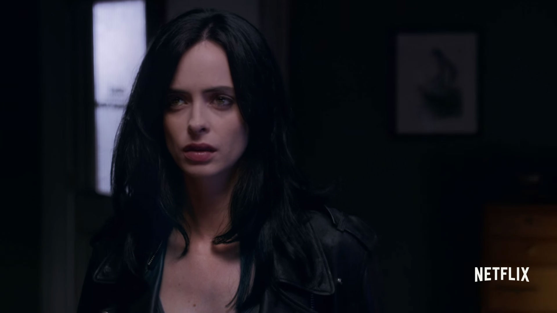 Get ready to be majorly creeped out by Netflix's latest trailer for Marvel's Jessica Jones
