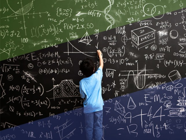 Quiz: Can you solve these tricky maths problems? Credit: getty