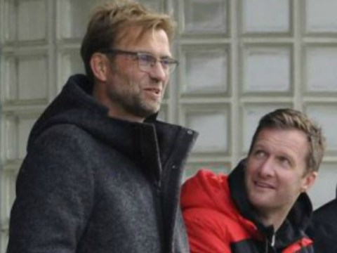Liverpool coach's expression sums up how all Reds fans are feeling about Jurgen Klopp