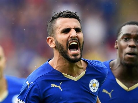 Riyad Mahrez gets benched for Norwich v Leicester, Fantasy Football players' heads explode