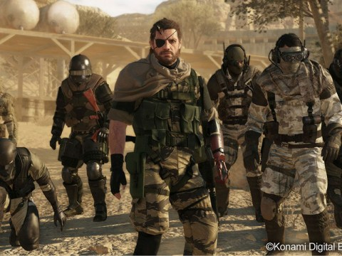 Metal Gear Online review – the pain in the phantom