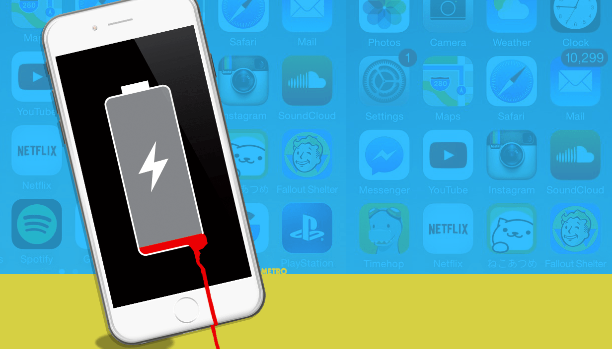 How to see which apps are draining your iPhone battery Source: Getty Images Credit: METRO/mylo