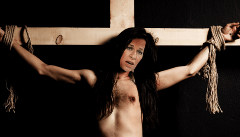 Katie Hopkins tells church conference she's the new Jesus and is bringing out her own version of The Bible