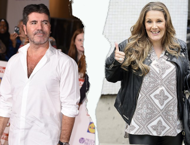 Sam Bailey glad to be free of Cowell Source: REX Features Credit: METRO/mylo