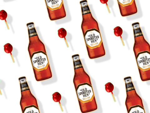 Toffee apple ale is the Bonfire Night booze you've been waiting for