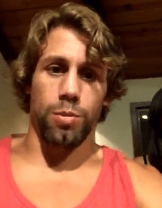 Urijah Faber, MMA fighter Picture: YouTube/Will Cooper)