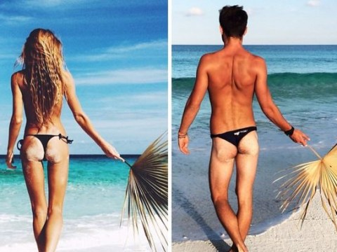 This guy mocks his sister's Instagram pics in the best way