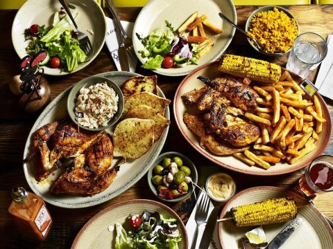 Get yourself down to Nando's asap – they've updated their menu AGAIN