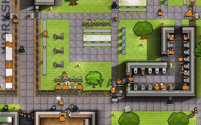 Game Review Prison Architect Is Not As Boring As It Sounds Metro News,Elegant Nail Salon Interior Design Ideas