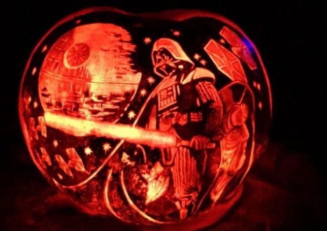Darth Vader To Klimt Instagram Jack O Lanterns That Prove Pumpkins Can Be Art Metro News