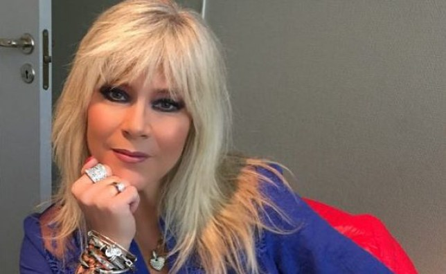 We'll be seeing a lot more of Sam Fox as she enters the CBB house (Picture: Instagram/Samantha Fox)
