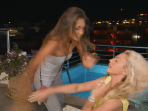 Ex On The Beach season 3 episode 9: Bear's pretty ex Connie shows up to rile Vicky Pattison AND Megan McKenna