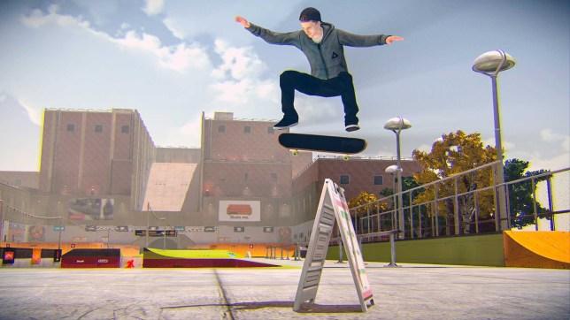 Tony Hawk's Pro Skater 5 (PS4) - a real grind