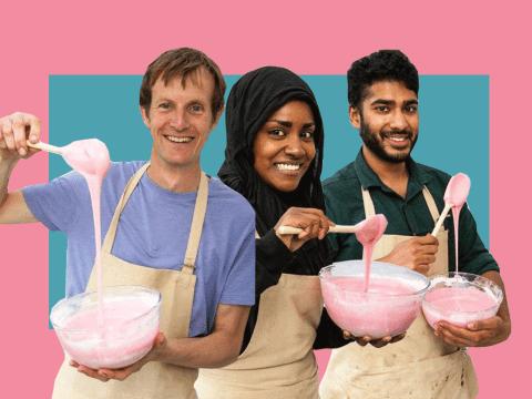 Nadiya, Ian or Tamal? Who will win The Great British Bake Off 2015?