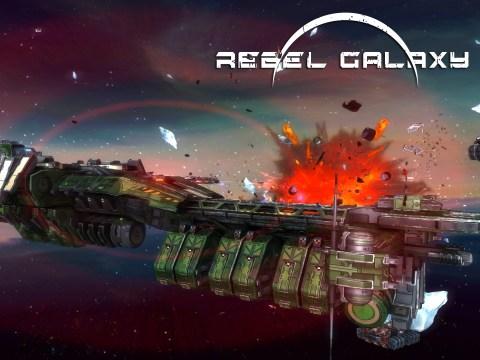 Rebel Galaxy review – scoundrel simulator