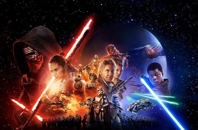 Star Wars: JJ Abrams reveals what the 'Death Star' on Force Awakens poster actually is