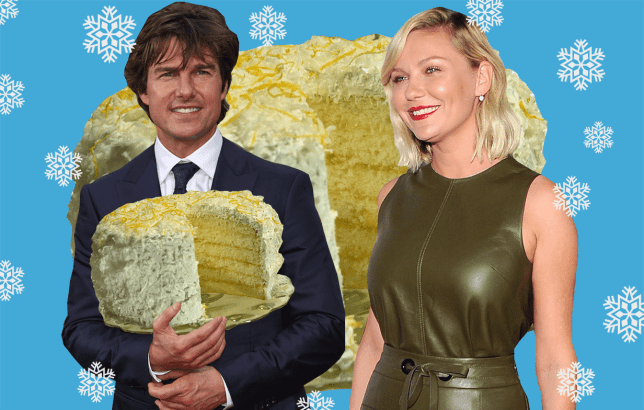 Guess what Tom Cruise sends Kirsten Dunst for Christmas every year