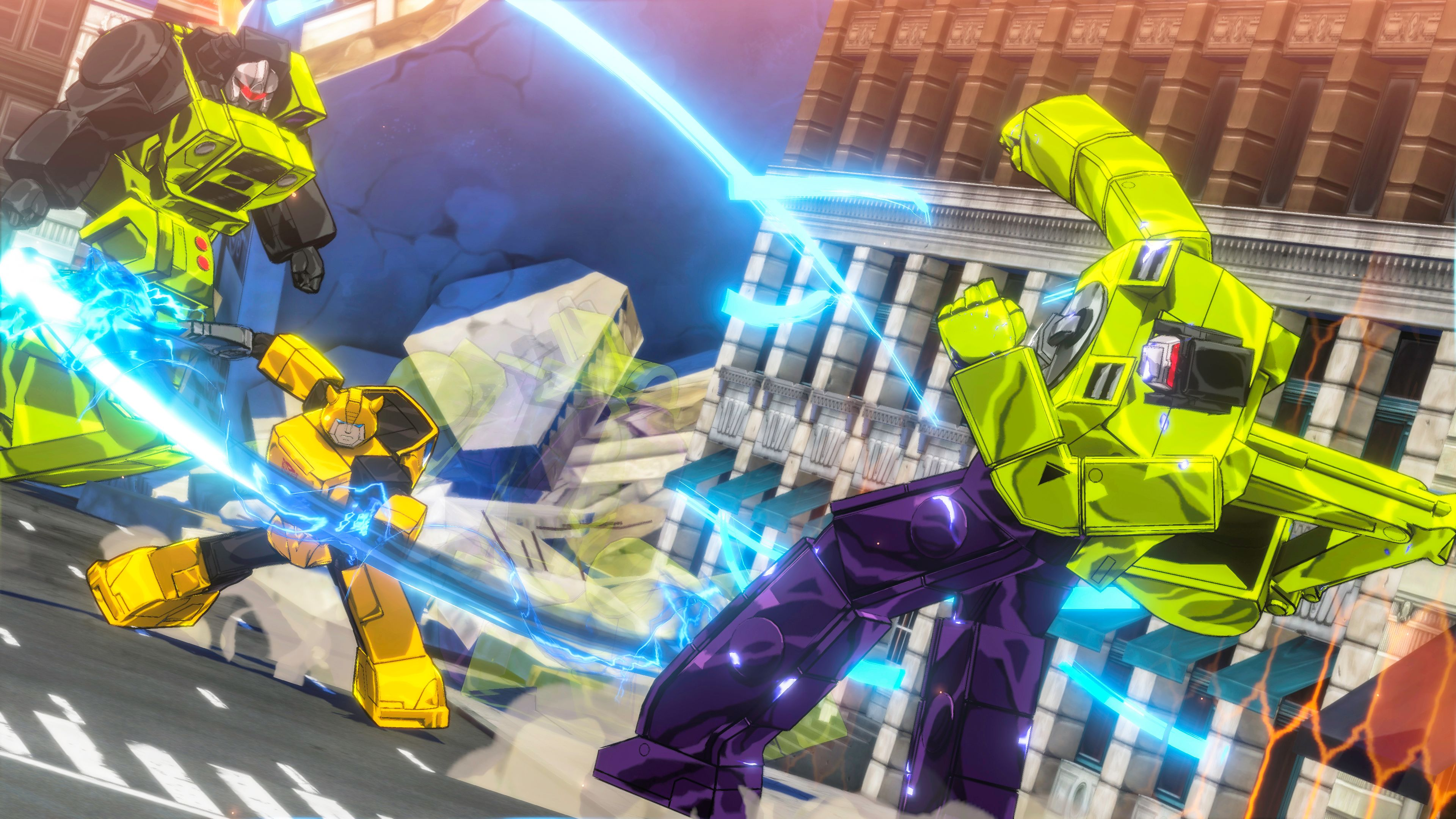 Transformers: Devastation (PS4) - our childhood in playable form