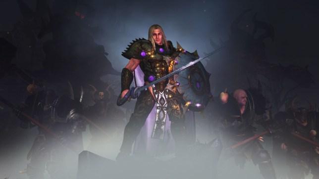 Total War: Warhammer - the Chaos Warriors are not good guys