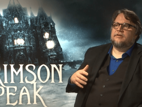 EXCLUSIVE Guillermo Del Toro reveals why Crimson Peak is a film about strong women (and useless men)