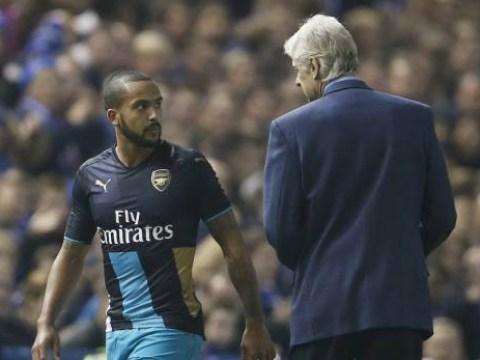 Arsene Wenger sent Theo Walcott on without sufficient warm up before injury during Arsenal v Sheffield Wednesday
