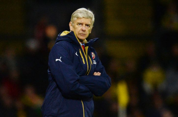 Arsene Wenger's looking at a number of potential deals in Janaury (Picture:Reuters)