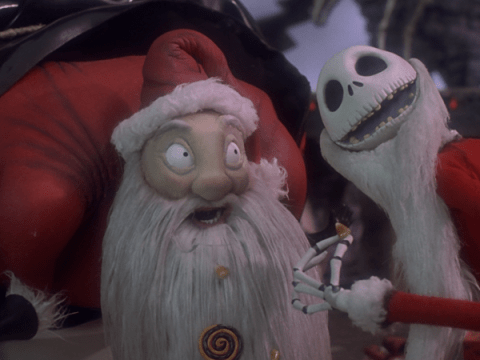 The Nightmare Before Christmas director blows all our minds with a film fact