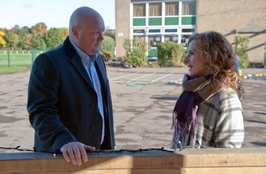 FROM ITV STRICT EMBARGO - No Use Before Tuesday 24 November 2015 Emmerdale - Ep 7363 Friday 4 December 2015 Tess [NICOLA STEPHENSON] is taken aback when Paddy Kirk [DOMINIC BRUNT] tells her about his and Rhona's adoption meeting but she has news of her own…  Picture contact: david.crook@itv.com on 0161 952 6214 Photographer - Amy Brammall This photograph is (C) ITV Plc and can only be reproduced for editorial purposes directly in connection with the programme or event mentioned above, or ITV plc. Once made available by ITV plc Picture Desk, this photograph can be reproduced once only up until the transmission [TX] date and no reproduction fee will be charged. Any subsequent usage may incur a fee. This photograph must not be manipulated [excluding basic cropping] in a manner which alters the visual appearance of the person photographed deemed detrimental or inappropriate by ITV plc Picture Desk. This photograph must not be syndicated to any other company, publication or website, or permanently archived, without the express written permission of ITV Plc Picture Desk. Full Terms and conditions are available on the website www.itvpictures.com