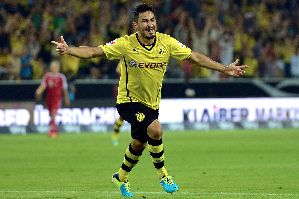 Liverpool prepare transfer move for Borussia Dortmund star Ilkay Gundogan – report