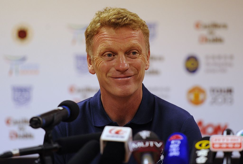 David Moyes lined up for Leeds United job by prospective owner Steve Parkin – report